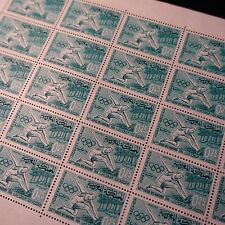 MAROCCO MOROCCO المغرب N°500 SHEET FOGLIO DI 25 NEUF LUXE MNH VALORE