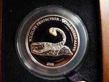 Mongolia/Mongolia 2005 Gobi Scorpion 500 tugrikes Silver Proof Coin