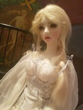 Souldoll Madalyn Zenith BJD, 2 Pair Feet, White Skin, Wig, Eyes Cert 2010