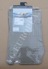 Mercedes-Benz R230 SL Class Genuine All Season Rubber Floor Mat Set NEW 2003-12