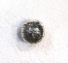 Pandora Globe, Clip Charm #791182 + Gift Packaging + Pouch