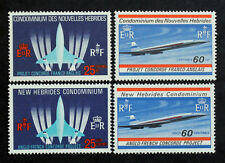 Sello NUEVAS HÉBRIDAS / NUEVA Hébridas Stamp - YT n°276 à 279 N (Col7)