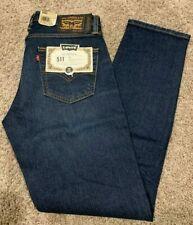 Levi's 511 Slim Fit Skateboarding Jeans Blue Men's 32X32 MSRP $79.50 NWT