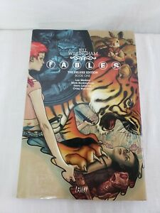 Fables: The Deluxe Edition by Bill Willingham Book 1 Vertigo Hardcover Trade TPB