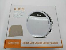 ILIFE Beetles Series V4 Robot Vacuum Cleaner Pearl White -J5083