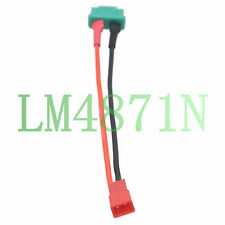 MPX Multiplex Female jack To JST female Adapter 10CM 22awg Wire RC lipo battery