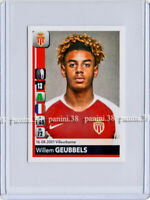 """RARE !! Sticker ROOKIE Willem GEUBBELS """"FRENCH FOOT 2018-2019"""" Panini"""