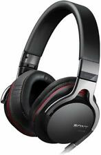 Sony Wireless MDR-1RNC Noise Cancelling High Resolution Headphones - Black