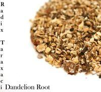 Dandelion Root Loose Dried Tea - Premium Quality Roots - UK STOCK Radix Taraxaci