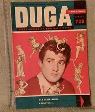 Marie Laforêt  1959 DEBT DUGA Magazine Yugoslavia Lynne Kaufman Buddy Bolden