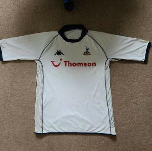 Tottenham Hotspur Kappa Spurs 2002 Home Football Shirt