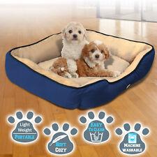 Pet Dog Puppy Cat Soft Fleece Warm Sofa Cotton Plush Mat Sleeping Bed S/M/L/Xl