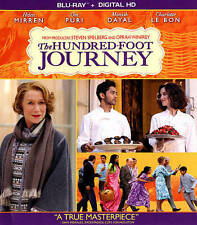 The Hundred-Foot Journey (Blu-ray Disc, 2014)