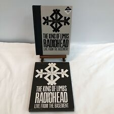 Radiohead: The King of Limbs - Live from the Basement (Blu-ray Disc, 2012, 2-Dis