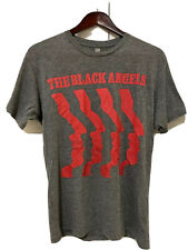 RARE The Black Angels Tour 2014 T-Shirt Tee Shirt Psychedelic Rock Psyche Austin