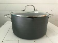 New listing Brand New - Calphalon Classic Nonstick Dutch Oven with Cover, 7 quart, Grey