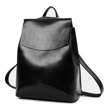 2018 Womens Girls Leather Backpack Rucksack School College Travel Satchel Bags