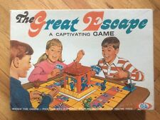 "VINTAGE 1967, IDEAL TOYS CORP., ""THE GREAT ESCAPE"" A CAPTIVATING GAME."