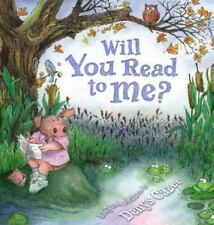 Will You Read to Me? (Brand New Hardcover) Denys Cazet