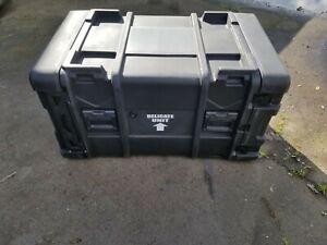 8U SKB Roto Shock Rack Case