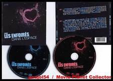 """LES RESTOS DU COEUR """"Les Enfoirés Dans l'Espace"""" (2 CD) 2004"""