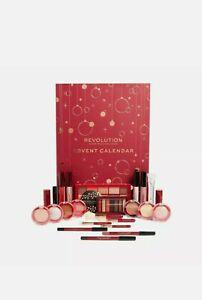 Revolution Makeup Beauty Set London Advent Calendar Christmas 2020 New&sealed