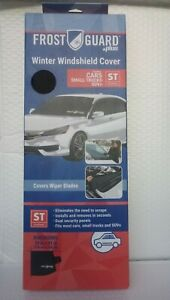 Cover Frost Guard +Plus Winter Windshield Cover & Covers Wiper Blades  NEW