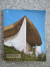 Le Corbusier Notre Dame du Haut Ronchamp