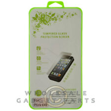Tempered Glass Screen Protector for Apple iPhone 4 4S CDMA GSM