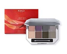 🌸KIKO NIGHT SKY EYESHADOW PALETTE 02 NEUTRAL TO ELEGANT 8 TONALITÀ DI OMBRETTI