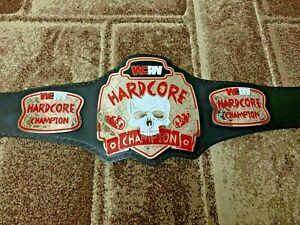 WCPW HARDCORE Wrestling Championship Belt.Adult Size.