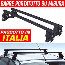 BARRE TETTO AUTO TEMA MENABO' portapacchi ALFA ROMEO GIULIA 4p. ANNO 16>