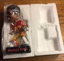 2016 MARCUS ALLEN BOBBLEHEAD USC TROJANS LOS ANGELES RAIDERS CHIEFS HOF SGA NEW!