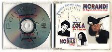 Cds GIANNI MORANDI La Regina dell'ultimo tango BARBARA COLA Vita I love you 1996