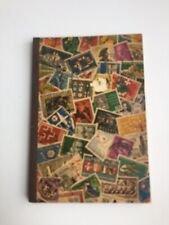 US Stamps Album Estate Find Used 143 Total. War Airmail Christmas Standards Comm