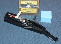 PHONOGRAPH CARTRIDGE NEEDLE STYLUS SHROUD EV 5545D for BSR SC7M4 SC8H4 274-DS77