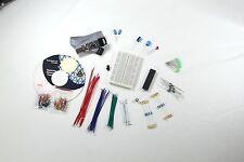Newbiehack Microcontroller Beginner Kit w/ Patrick Hood-Daniel Tutorial DVD