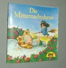 pixi- Bücher BILDERBUCH Die Mitternachtshexe 1994 Kinderbuch Ingeborg FEUSTEL