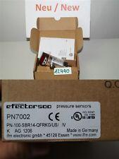 IFM PN7002 Drucksensor PN-100-SBR14-QFRKG/US Elektronischer Druckschalter