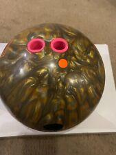 15lb Brunswick Magnitude .035 Pearl Bowling Ball USED