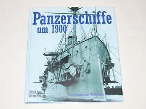 Panzerschiffe um 1900, Ulrich Israel/Jürgen Gebauer