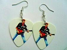 GEORGE MICHAEL Older Guitar Pick Necklace / Earrings / Keyring / Badge