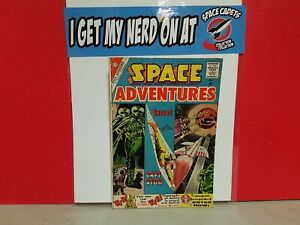 Space Adventures #34 Charlton Comics