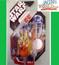 "R2-D2 #04 HASBRO STAR WARS 30TH ANNIVERSARY  ACTION FIGURE R2D2 3.75"" R2D2"