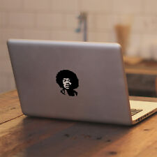 "Glowing Jimi Hendrix for Macbook Air/Pro 11"" 13"" 15"" 17"" Vinyl Decal Sticker"