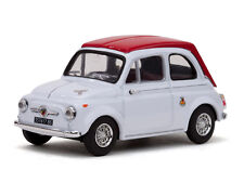 Fiat Abarth 595 SS 1964 White/Red 1:43 Model 24506 VITESSE