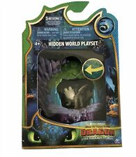 How To Train Your Dragon: Hidden World - Playset with Lightfury Figure - NEW