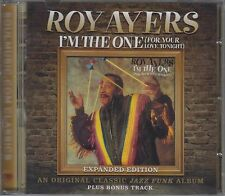 Roy Ayers: I'm the One (For Your Love Tonight)  (CD, 2011, Soul Music UK) NEW SS