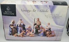 Royal Doulton Nativity Set