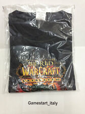 MAGLIA WORLD OF WARCRAFT CATACLYSM UFFICIALE NUOVA TAGLIA L T-SHIRT OFFICIAL NEW